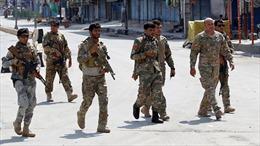 Nổ lớn làm rung chuyển thành phố Jalalabad của Afghanistan