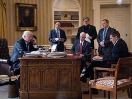 Điện đàm giữa Tổng thống Putin với người đồng cấp Mỹ, Ukraine lọt vào tầm ngắm