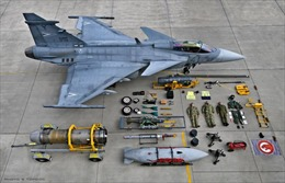 Xem quân đội các nước khoe vũ khí 'theo phong trào'