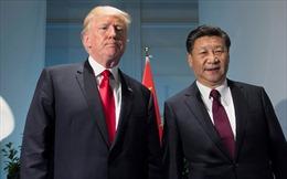 Tổng thống Trump đã đề cập về ông J. Biden trong cuộc điện đàm với Chủ tịch Trung Quốc hồi tháng 6