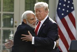 Mỹ muốn đạt thỏa thuận với Ấn Độ để gây sức ép lên Trung Quốc
