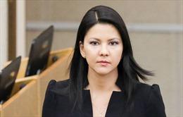 Điện Kremlin chỉ trích FBI thẩm vấn nữ nghị sĩ Nga ngay tại sân bay