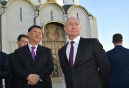Trung Quốc dựa vào Nga để ổn định chiến lược với Mỹ