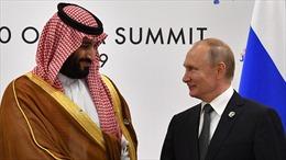 Điều đặc biệt trong chuyến thăm Saudi Arabi sau một thập niên của Tổng thống Putin