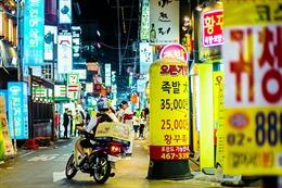 Giao thức ăn - nghề tử thần tại Hàn Quốc