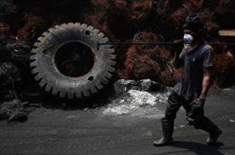 Lốp xe thải loại phương Tây gây 'khó thở' tại Malaysia, Ấn Độ
