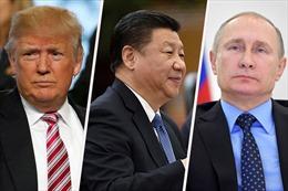 Mỹ muốn đạt thỏa thuận kiểm soát vũ khí với Nga và Trung Quốc