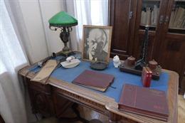 Thăm nơi lưu giữ những kỷ vật cuối cùng của lãnh tụ Lenin
