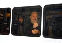 Thụy Điển ngưng điều tra 'cha đẻ' WikiLeaks