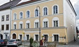 Ngôi nhà nơi trùm phát xít Adolf Hitler chào đời sẽ trở thành đồn cảnh sát
