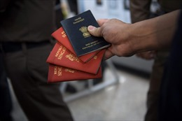 IS lùng sục hộ chiếu Đông Nam Á để chuyển địa bàn