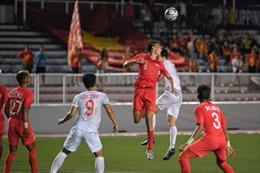 Báo chí châu Á: Bàn thắng muộn của Đức Chinh đã tiễn 'những chú sư tử trẻ' Singapore
