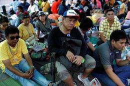Hàng nghìn ngư dân Thái Lan biểu tình phản đối quy định đánh bắt cá mới