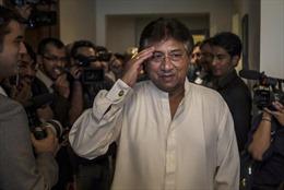Sự nghiệp nhiều biến động của cựu tổng thống Pakistan bị kết án tử hình