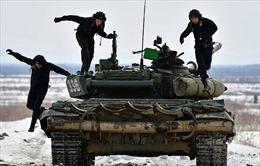 Quân đội Nga và Lào hoàn tất tập trận chung