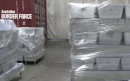 Thu giữ hơn nửa tấn thuốc lắc giấu trong 200 lò nướng ở Australia
