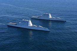 Mỹ tính thiết kế chiến hạm không cần thủy thủ