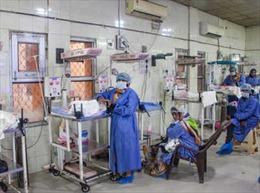 Dư luận Ấn Độ phẫn nộ vì quá nhiều trẻ em tử vong tại một bệnh viện công