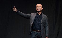 Ông chủ Amazon vẫn là người giàu nhất thế giới