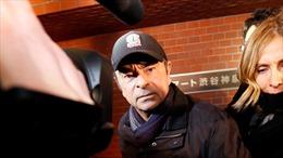 Hành trình chạy trốn của cựu chủ tịch Nissan