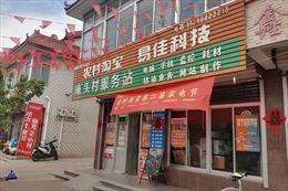 Nông thôn Trung Quốc - thị trường màu mỡ của thương mại điện tử