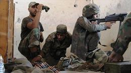 Tình hình Syria 'nóng' trở lại với hàng loạt biến động