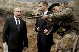 Tổng thống Nga Putin phản đối kiểu lãnh đạo trọn đời thời Liên Xô