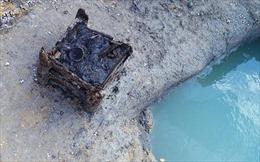 Phát hiện giếng cổ 7.000 năm tuổi