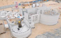 UAE xây cơ quan công quyền bằng máy in 3D