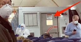 Mỹ dùng hộp cách ly đưa công dân nhiễm COVID-19 trên tàu du lịch Diamond Princess về nước