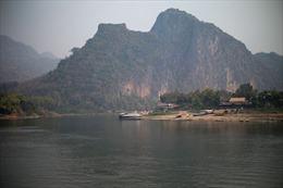 Trung Quốc xả nước đập trên sông Mekong