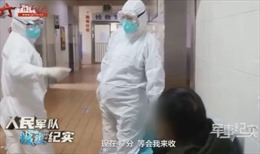 Dư luận Trung Quốc bất bình việc y tá mang thai 9 tháng vẫn làm việc trong vùng dịch COVID-19