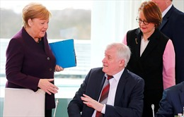Bộ trưởng Đức từ chối bắt tay thủ tướng vì lo COVID-19