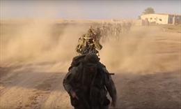 Video hiếm về lực lượng đặc nhiệm bí mật của Nga
