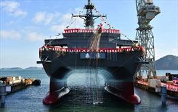 Nhật Bản sản xuất chiến hạm săn tàu ngầm