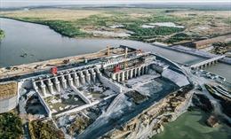 Campuchia ngừng xây đập thủy điện trên sông Mekong