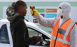 Nam Phi sẵn sàng đón 'sóng thần COVID-19' dù số ca mắc bệnh chưa tăng đột biến