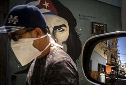 Những hình ảnh cuộc chiến chống dịch COVID-19 tại Cuba