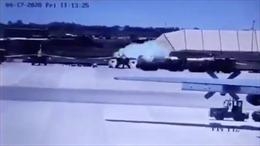 Tên lửa bay lạc vào nhà dân khiến 5 người thiệt mạng