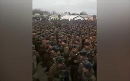 Nga cách ly hàng nghìn binh sĩ luyện tập diễu binh mừng Ngày Chiến thắng