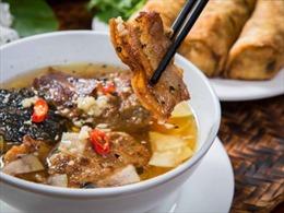 Báo Pháp ca ngợi ẩm thực Hà Nội