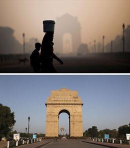 Ấn Độ rút được kinh nghiệm nào từ Trung Quốc trong xử lý ô nhiễm không khí