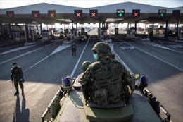 Serbia dỡ bỏ tình trạng khẩn cấp và lệnh giới nghiêm