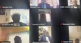 Nigeria tuyên án tử hình bị cáo qua ứng dụng Zoom