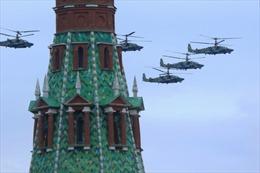 Những hình ảnh ấn tượng trong Lễ kỷ niệm 75 năm Chiến thắng Phát-xít