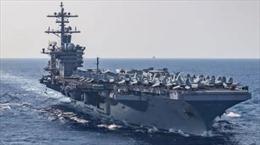 Mỹ tăng cường áp lực quân sự lên Trung Quốc trong thời kỳ dịch COVID-19