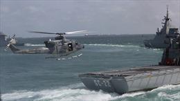 Venezuela cử tàu chiến, chiến đấu cơ hộ tống tàu chở dầu Iran