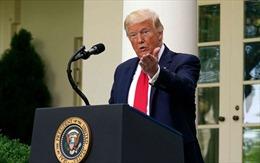 Tổng thống Trump cảnh cáo đóng cửa các nền tảng mạng xã hội