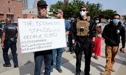 Phong trào cực hữu tên lạ kích động bạo lực trong làn sóng biểu tình tại Mỹ