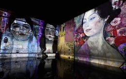 Căn cứ tàu ngầm biến thành triển lãm nghệ thuật tại Pháp